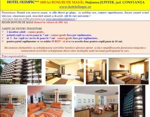 oferta hotel olimpic jupiter